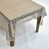 Rosa Dining Table Topper | 72x108 inches