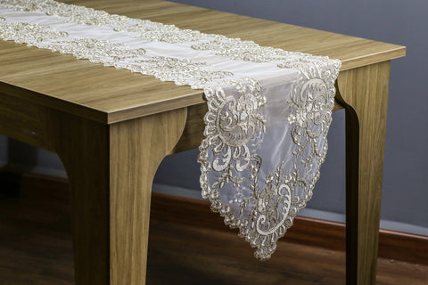 Irina Table Runner | 16x72 inches