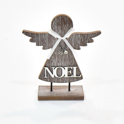 Decorative Wooden Noel Christmas Angel