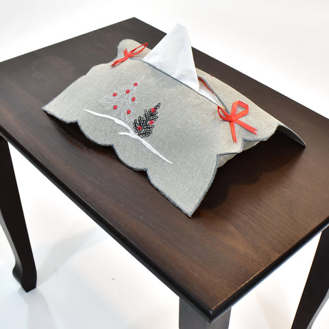 Christmas Deer Tissue Box Cover