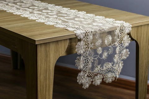 Lissette Table Runner | 16x72 inches