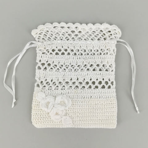 Crochet Beaded Pouch