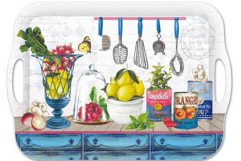 Melamine Rectangle Serving Tray | 30 x 43 cm