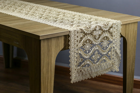 Alik Table Runner | 16x72 inches