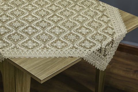 Alik Square Table Topper | 36 inches