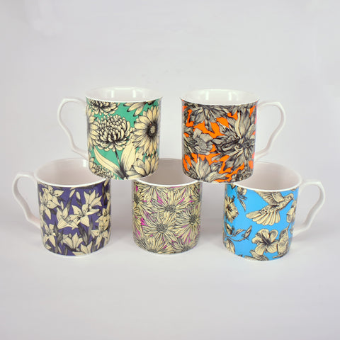 Mix Desgins Ceramic Mug