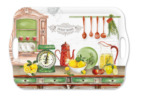 Melamine Rectangle Serving Tray | 32 x 47 cm