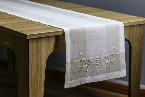 Anna Table Runner | 16x72 inches