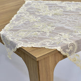 Amélie Square Table Topper | 36 inches
