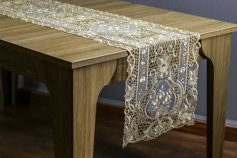 Leela Table Runner | 16x72 inches
