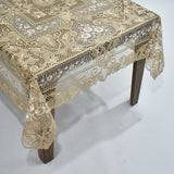Leela Dining Table Topper | 72x108 inches