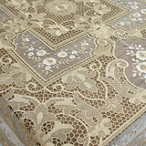 Leela Dining Table Topper | 72x90 inches