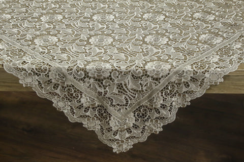 Bella Square Table Topper | 54 inches