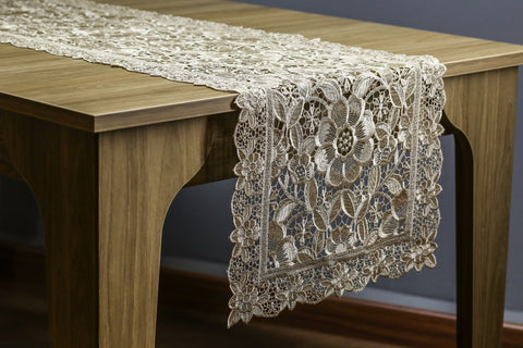 Alessia Table Runner | 16x72 inches
