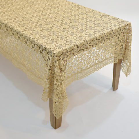 Bertha Dining Table Topper | 72x108 inches
