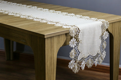 Fiore Table Runner | 16x72 inches