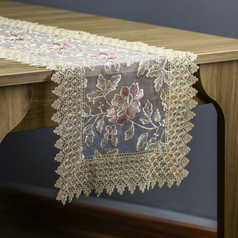 Marguerite Table Runner | 16x72 inches