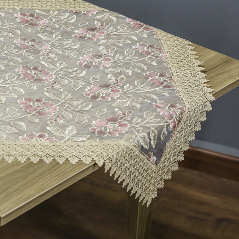 Marguerite Square Table Topper | 36 inches