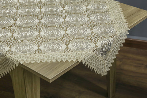 Varella Square Table Topper | 36 inches