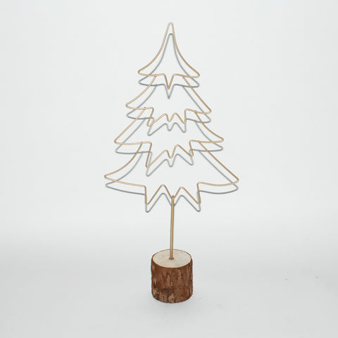 Decorative Metal Christmas Tree