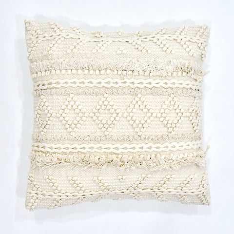 Macrame Cushion Cover | 45 x 45 cm