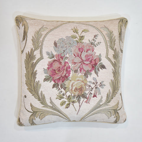 Floral Tapestry Cushion Cover | 45 x 45 cm