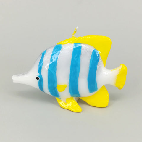 Butterfly Fish Candle | Large