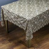 Alessia Dining Table Topper | 54x72 inches