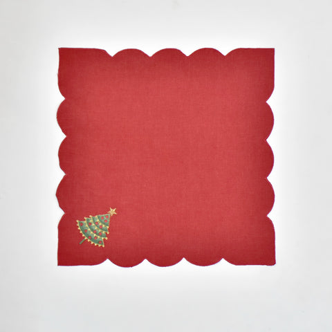 Christmas Tree Napkin | 18 inches