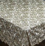 Alessia Dining Table Topper | 72x108 inches