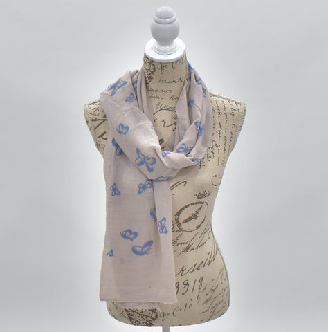 Butterfly Summer Scarf