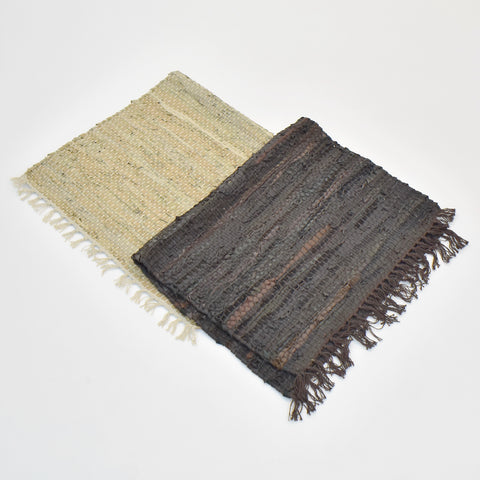 Leather Rug | 60 x 90 cm