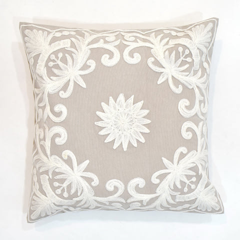 Ariana Net Cushion Cover | 45x45 cm