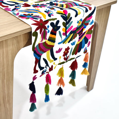 Otomi Table Runner | 16x88 inches
