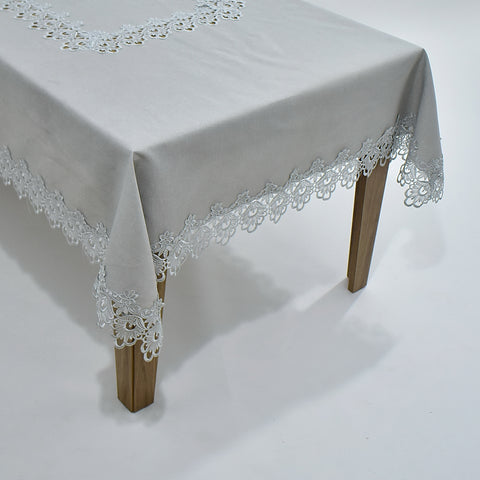 Florenta Dining Table Topper | 68x108 inches
