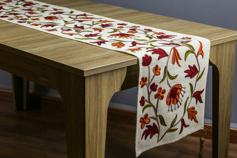 Aurora Table Runner | 16x72 inches
