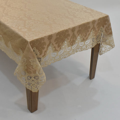 Arabica Dining Table Topper | 62x106 inches