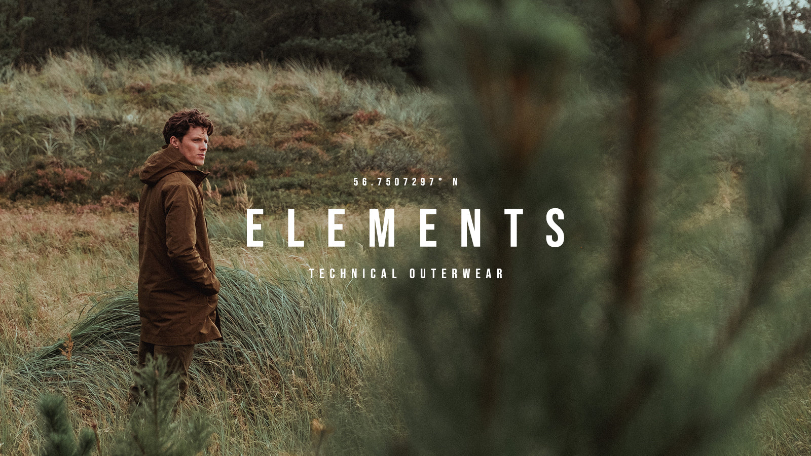 ELEMENTS - Technical Outerwear