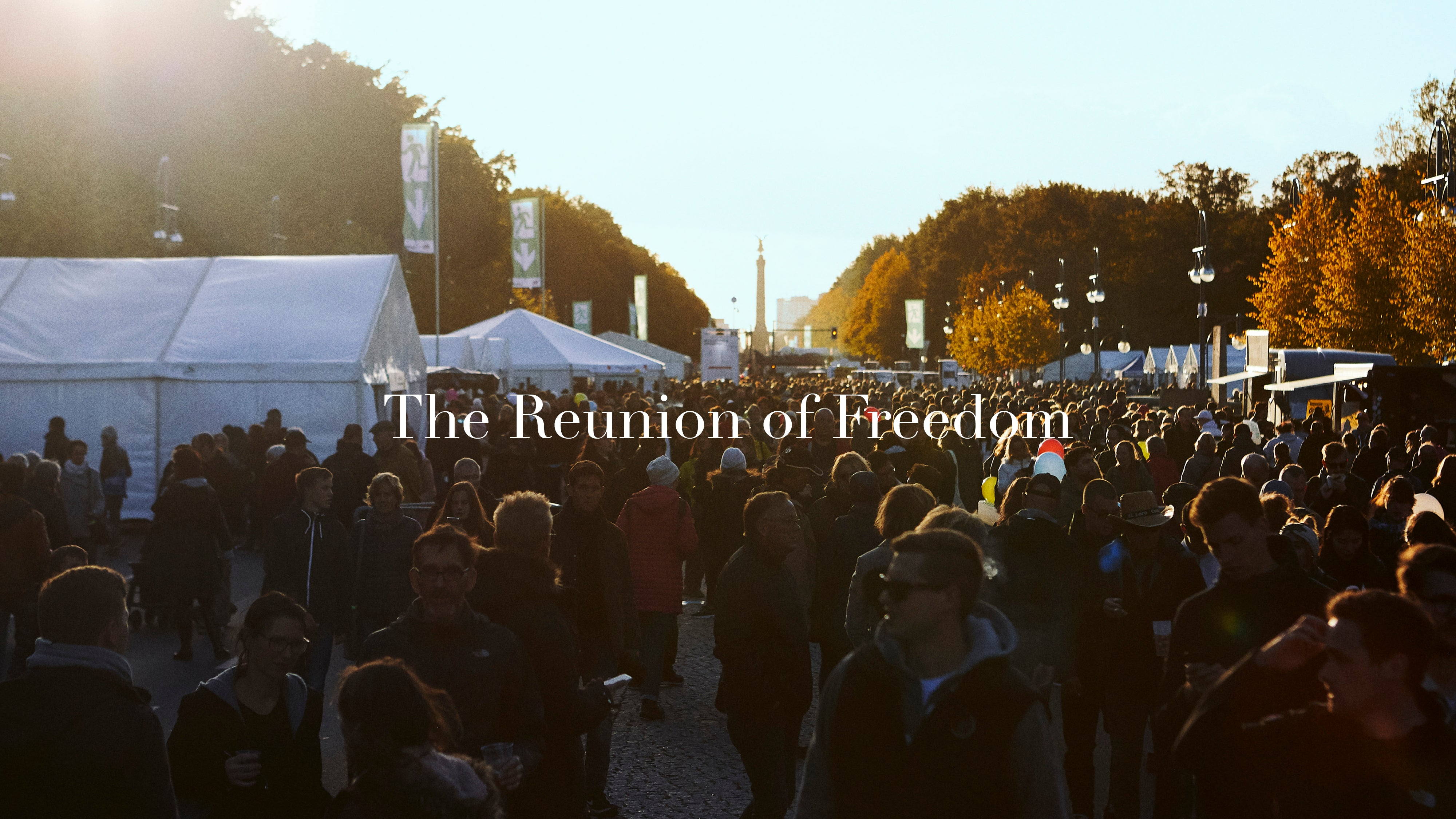 The Reunion of Freedom