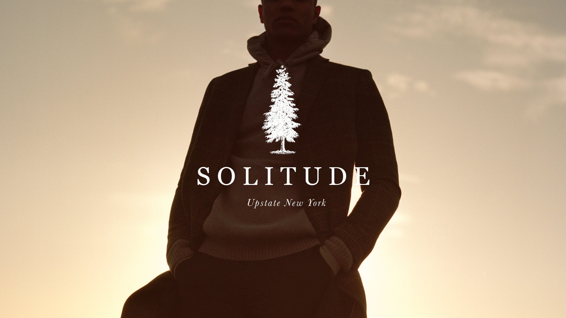 Solitude, Upstate New York - Pre-spring 21 Campaign