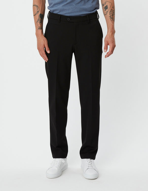 Les Deux MEN Como Regular Suit Pants Pants 100100-Black