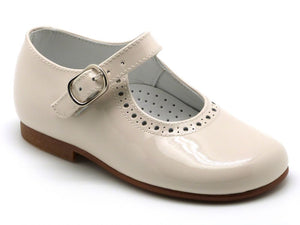 3365cb19bc61 Classic Pearl Mary Jane-Girls Shoes-BEBERLIS-Hopscotch Shoes Australia