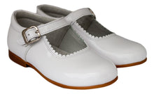 Classic white Mary Jane- girls -Hopscotch Shoes Australia