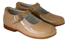 Classic Camel Mary Jane  - girls -Hopscotch Shoes Australia