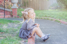 Beberlis Charcoal Mary Jane-Girls Shoes-BEBERLIS-Hopscotch Shoes Australia