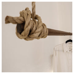 ELM CLOTHING RACK