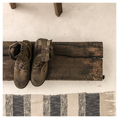 ELM SHOE RACK
