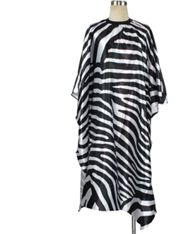 Salon Cape Zebra