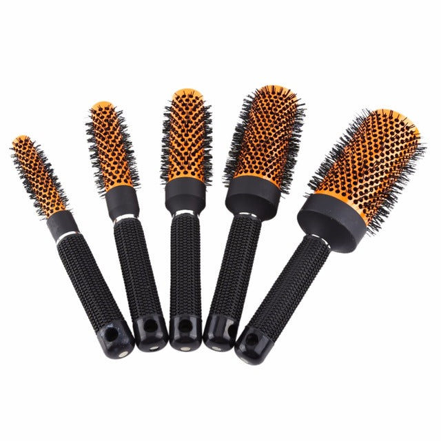 NANO IONIC BOAR BRISTLE BRUSH