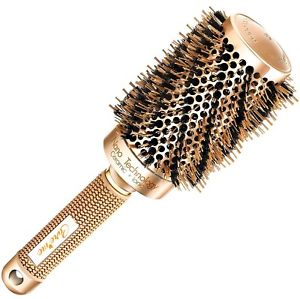 Nano Ceramic Boar Bristle Blow Dry Brush